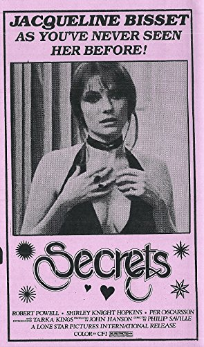 Adultery (AKA Secrets) [VHS]