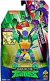 Rise of the Teenage Mutant Ninja Turtles ROTMNT-Deluxe Donatello 81402 - Rocchetto laterale Attacke Deluxs Action Figure, diversi colori