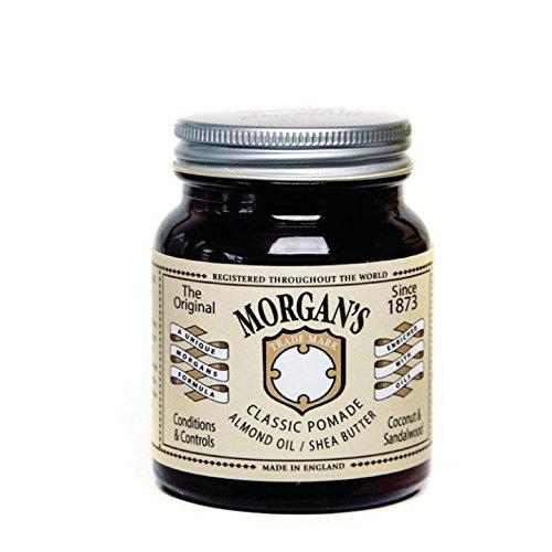 Morgans Pomade Classic Pomade Almond Oil/Shea Butter 100ml