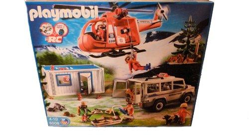 PLAYMOBIL® 5008 Großeinsatz der Bergrettung