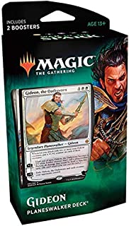 Magic The Gathering C57800000 War of The Spark-Planeswalker (Deck Sent at Random Either Gideon or Jace)