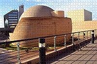 大人のためのブラジルマンションミナスジグソーパズル1000ピース木製旅行ギフトお土産-Pt-06110