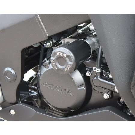 Satz Gsg Moto Sturzpads Passend Für Die Honda Cbr 125 Jc50 11 Auto