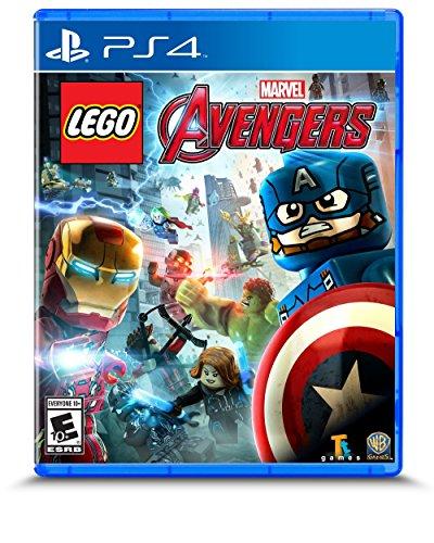 Lego Marvel Vingadores (Avengers) - PS4