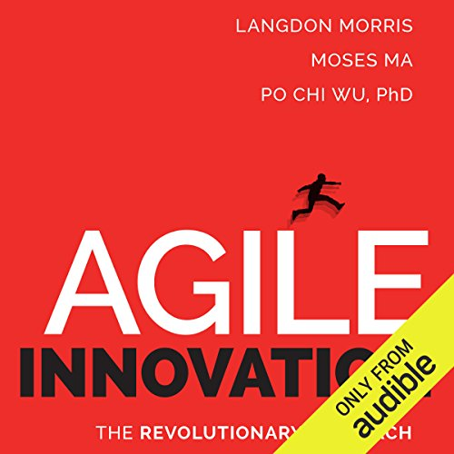 Agile Innovation audiobook cover art