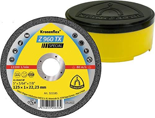 Kronenflex 322184 Trennscheibe Z 960 TX Special 115x10mm