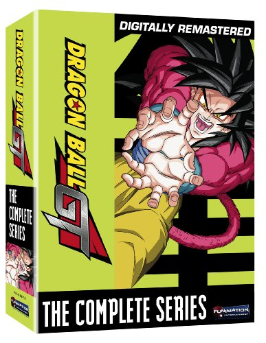 Dragonball GT - The Complete Series [RC 1]