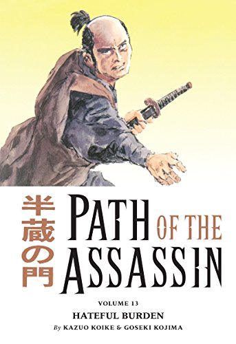 Path of the Assassin Volume 13