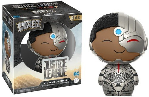 Dorbz: DC: Justice League: Cyborg