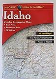 Idaho Detailed Topographic Maps