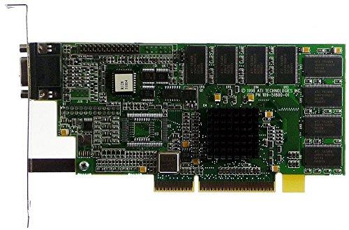AGP-tarjeta gráfica ATI Rage 128/Xpert ID514