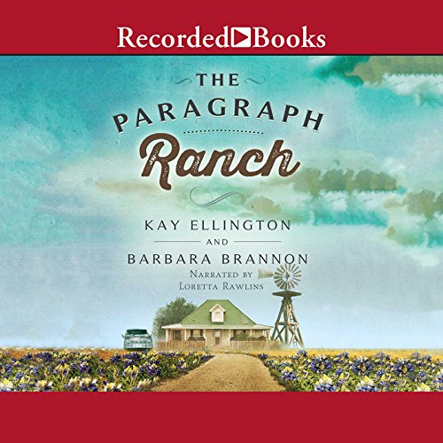 The Paragraph Ranch audiobook cover art