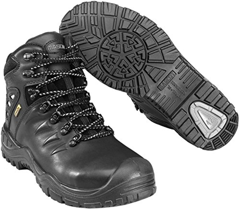 Mascot F0169-902-09-1145 Kamet Plus Safety Boot, W11 45, Black