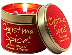 Lily Flame Christmas Spice Candle