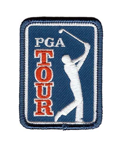 Titan One Europe - Golf Tour Sports Jacket Patch Aufnäher Aufbügler (Blau)