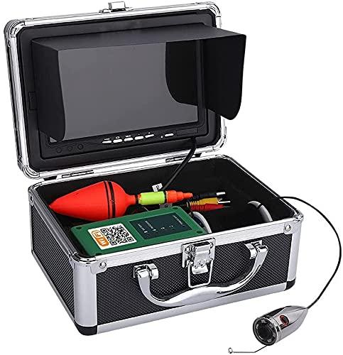 """WDSZXH 7\""""Zoll Farbmonitor 1000TVL Unterwasserfischen Videokameras Kit, HD WiFi für iOS Android App unterstützt Videoaufzeichnungen und nehmen Sie EIN Foto, 50m (Size : 50M)"""