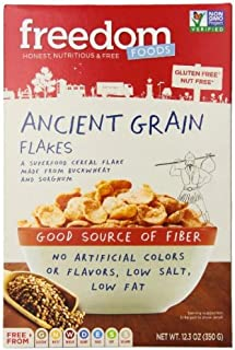 Freedom Foods Ancient Grain Flakes, 12.3 Ounce (Pack of 5)