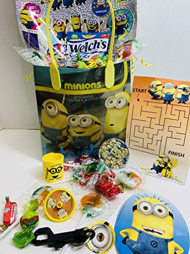 Happy Valentine Valentine Day DIY Gift Gifts Basket Easter Birthday Kids Girls Boys Minions Toys May Vary