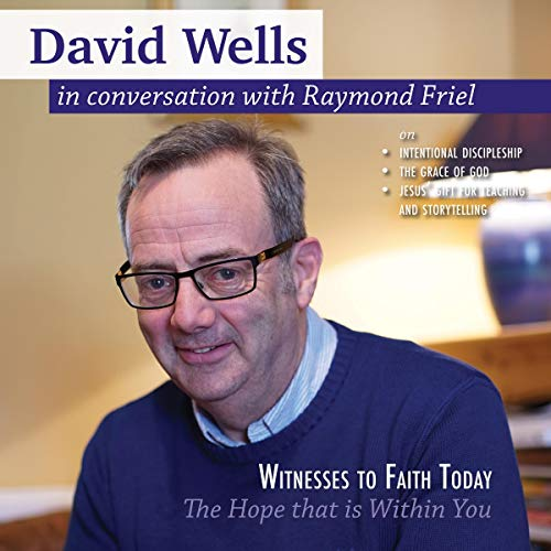 David Wells - The Hope That Is Within You audiobook cover art