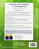 Immagine 1 grammar and vocabulary for cambridge