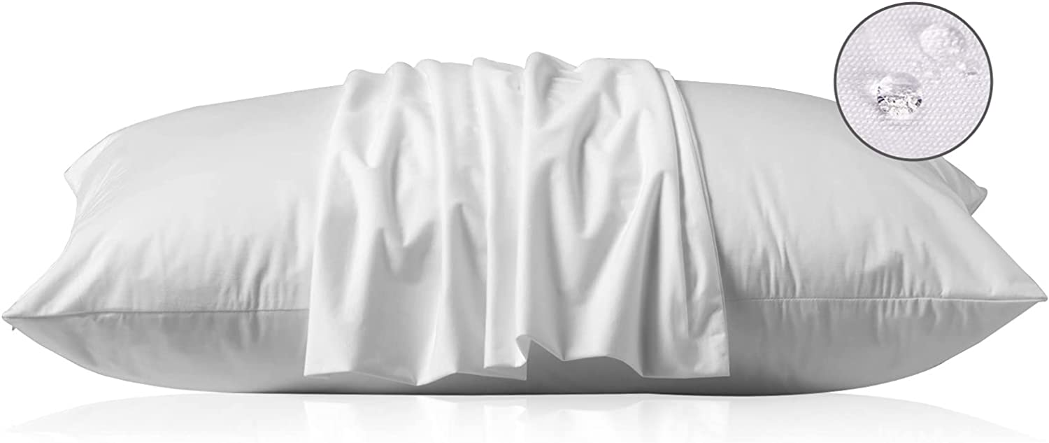 SHERWOOD Tencel Pillow Protectors 5 ☆ very popular - Charlotte Mall and 100% Super Smooth Soft