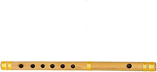 Maga Mart Bamboo Flute in C Key Woodwind Musical Instrument