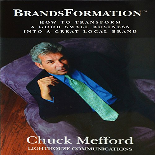 BrandsFormation Audiobook By Chuck Mefford cover art