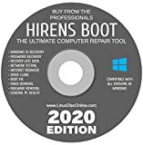Hiren's Boot CD DVD Latest 2020 Edition Windows PC Repair Virus Removal Clone Recovery Windows Password Reset And More by IMPEX Source
