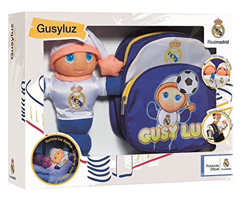 Real Madrid – Gusy Luz, Mochila (Molto 16551)