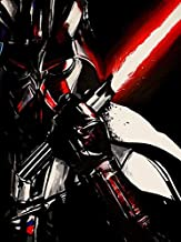 DARTH VADER - - STAR WARS ROGUE ONE - SASH AMEERCHUND - 350GSM - 42X60CM A2