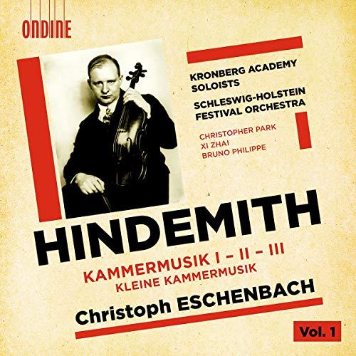 Kammermusik I-III; Kleine Kammermusik