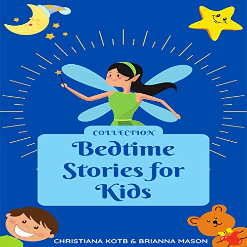 Bedtime Stories for Kids Collection cover art