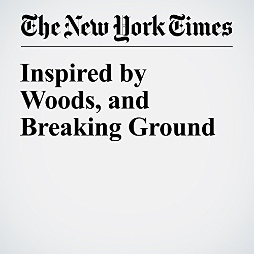Inspired by Woods, and Breaking Ground audiobook cover art