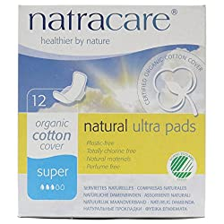 Over 95 percent biodegradable and compostable Plastic and chlorine free The slim style of the ultra pad is very discreet with the added security of wings The pads are individually wrapped in biodegradable purse packs