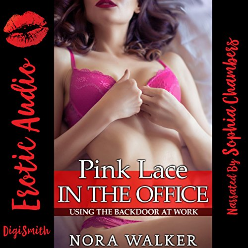 Pink Lace in the Office cover art