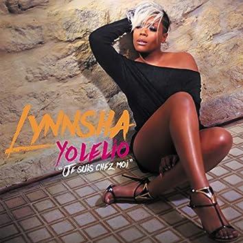 """Yolelio """"Je suis chez moi"""" (radio club mix)"""