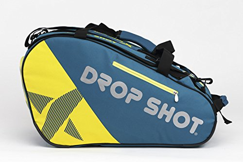 DROP SHOT Versus Paletero de Pádel, Unisex Adulto, Azul, M