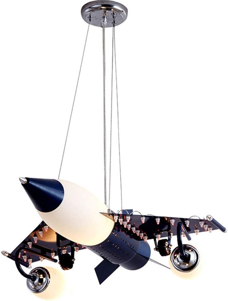 RUNNUP Boys Room free shipping Airplane Spasm price Shape Modern Lights Light 3 Hanging Cr