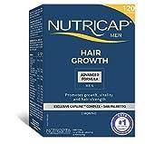 Nutricap Men, hair growth, 120 capsules