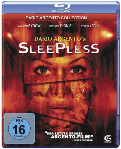 Dario Argento's Sleepless (Non ho sonno) [Blu-ray]