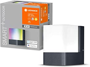 LEDVANCE for Wall | Smart+ Cube Multicolor / 9.50 W | RGBW | 3000 K | Aluminum | IP44