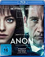 Anon/Blu-ray