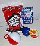 Pokemon Rapidash Burger King Toy with Pokeball