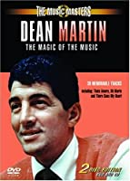 Music Masters: Dean Martin / Magic of the Music [DVD]