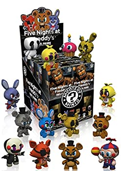 five nights at freddys mystery minis series 3