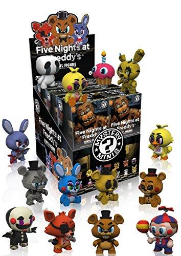 Five Nights At Freddys - Figura de Vinilo Mystery Minis X12