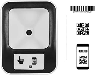 قارئ باركود USB متعدد الاتجاهات من Decdeal 2200 1D/2D/QR