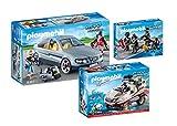 Playmobil City Action SWAT-Team - Set: 9361, 9364, 9365