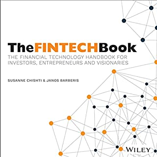 The FINTECH Book cover art