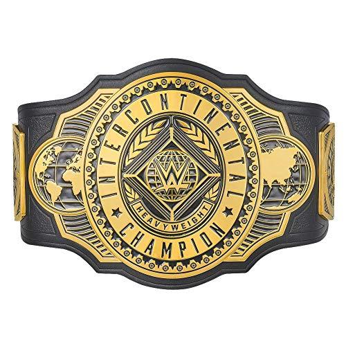 WWE Authentic Wear Intercontinental Championship Replica Title Belt (2019) Multi